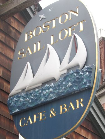 Boston Sail Loft Restaurant Menu