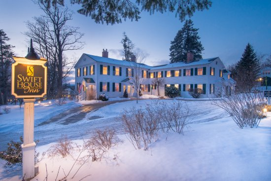Swift House Inn: Winter 1