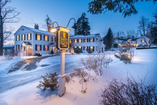 Swift House Inn: Winter 2