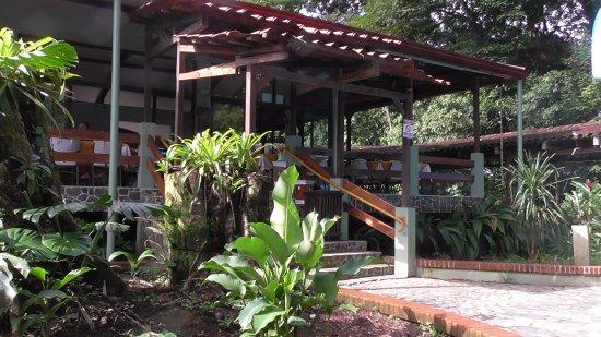 El Ceibo: L'ingresso