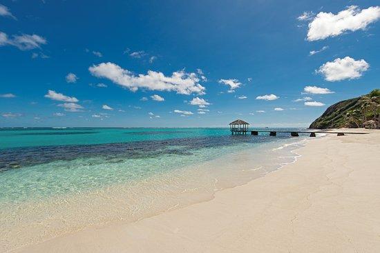 Petit St.Vincent: Private Atlantic Beach