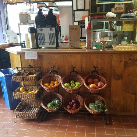 Ridgewood, Estado de Nueva York: Organic produce