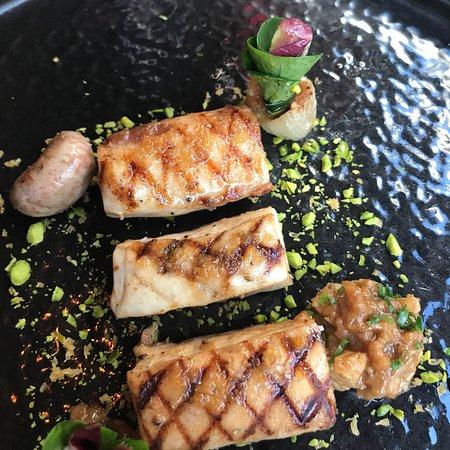 L Arcane Restaurant Rue Lamarck