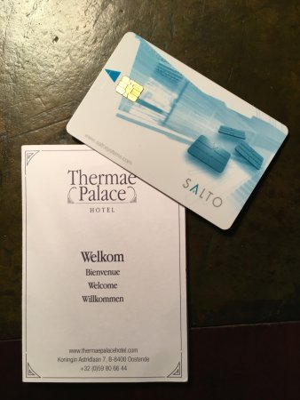 Thermae Palace Hotel...