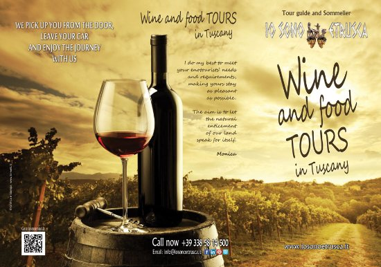 ‪Io Sono Etrusca - Multilanguage Wine Tours‬