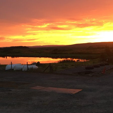 Newton Stewart, UK: Glenquicken Farm Trout Fishery