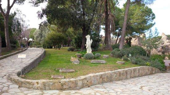 Ensemble Archéologique d'Itàlica : Entrance area