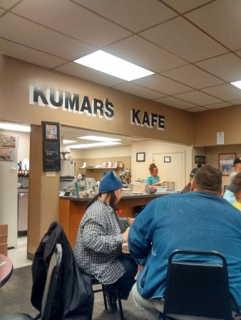 Wood River, IL: Kumar's Kafe Woodriver, Illinois