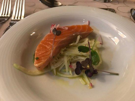 Otztal, Austria: Abendessen