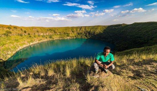 Butajira, Etiópia: Lake Shetan