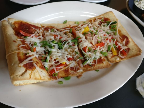 Bellevue, KY: Flatbread Pizza