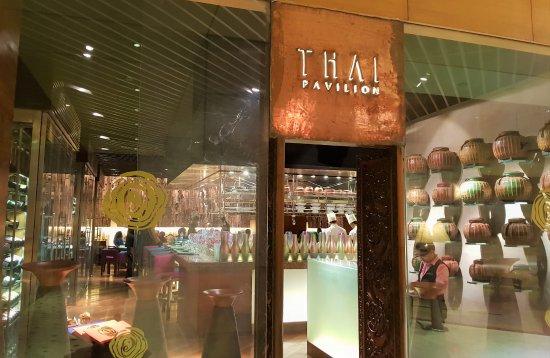 Thai Pavilion: Ingresso