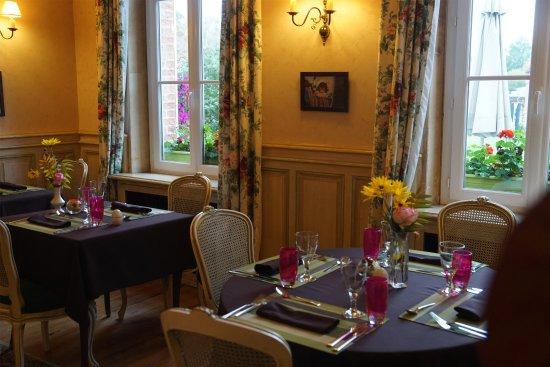 La Chambre Rose De L Hotel La Sauldraie Ambiance Shabby