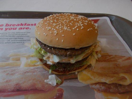A Grand Mac at McDonald's, 2896 Las Vegas Blvd S, Las Vegas, Nevada