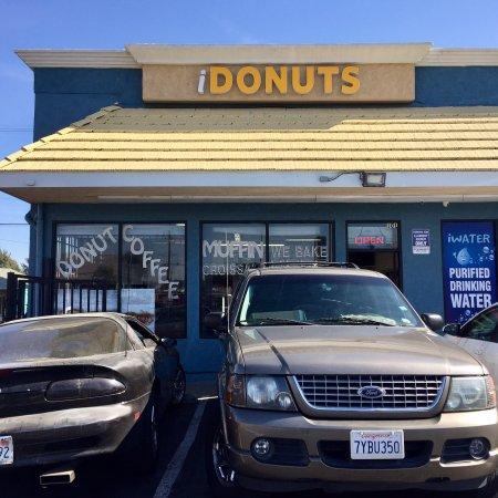Lynwood, Kalifornien: Front entrance