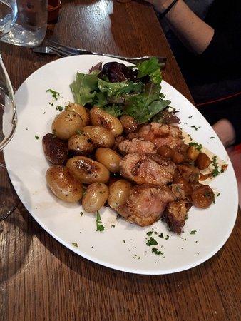 Restaurant Le Coupe Gorge Paris