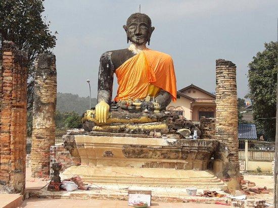 Xieng Khouang, ลาว: Wat Phiawat