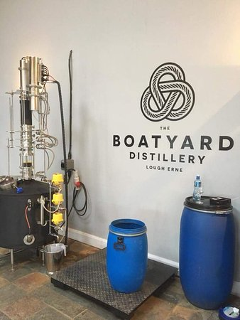 ‪The Boatyard Distillery‬