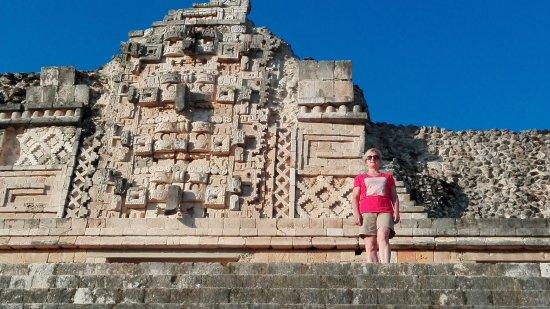 Uxmal, Mexico: прикосновение к истории