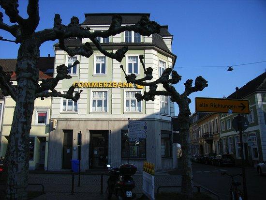 Krefeld Uerdingen Einkaufsstrasse