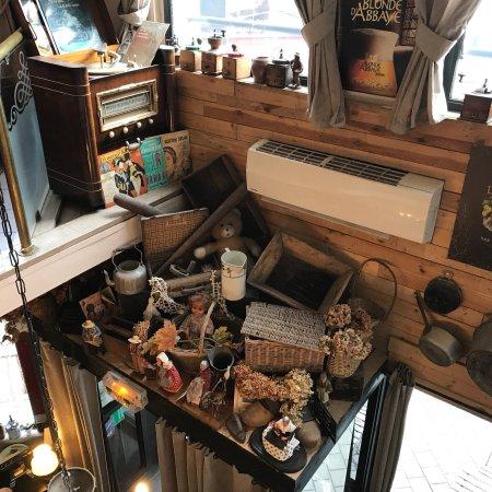 la salle a manger photo de chez mon vieux valenciennes tripadvisor. Black Bedroom Furniture Sets. Home Design Ideas