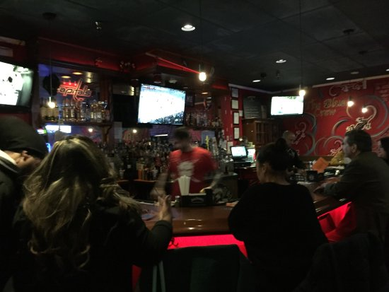 Sports Bar at Blue Iguana
