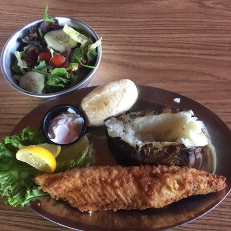 La Valle, WI: A few of the meals served at RNET