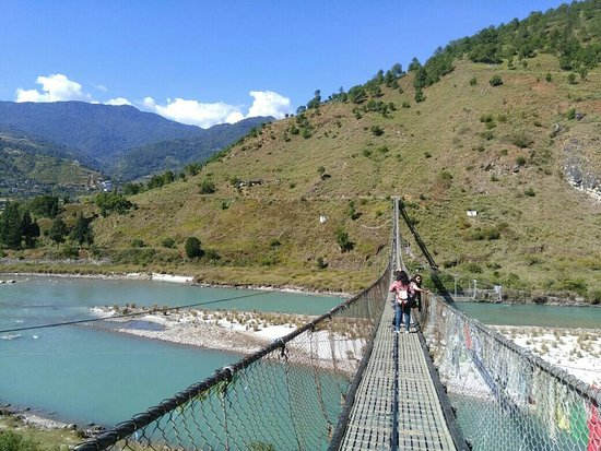 Punakha Suspension Bridge