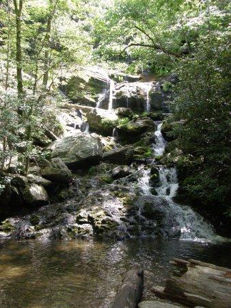 Old Fort, NC: Catawba Falls is a lesser-seen Carolina cascade!