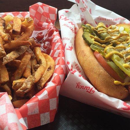 Gourmet Hot Dogs Toronto
