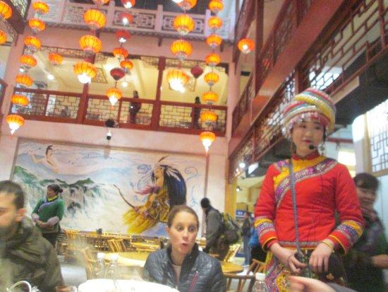 Enshi, China: tradizione