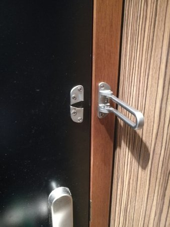 Image result for broken door security