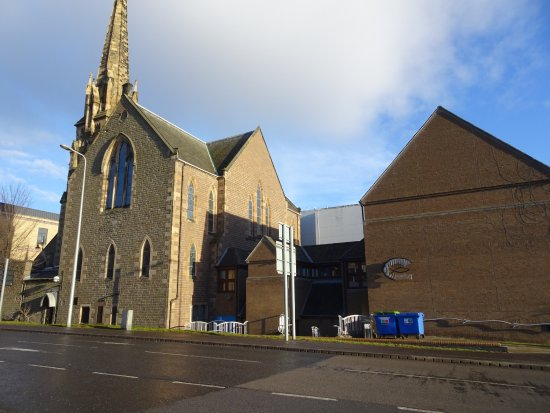 Dundee, UK: church