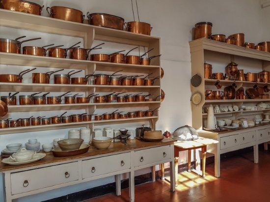 Shugborough: Kitchen