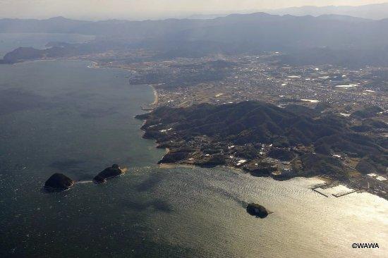 Higashikagawa, Japan: 山田海岸 香川県東かがわ市馬篠