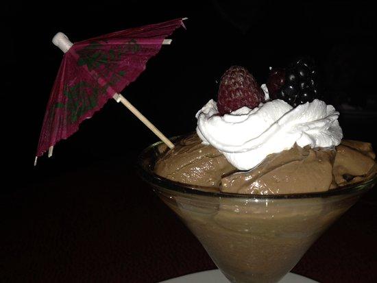 Go Bistro: Peanut Butter Chocolate Mousse
