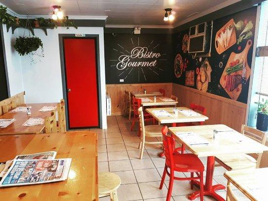 Bistro Gourmet de l\'Erabliere, Frampton - Menu, Prices & Restaurant ...