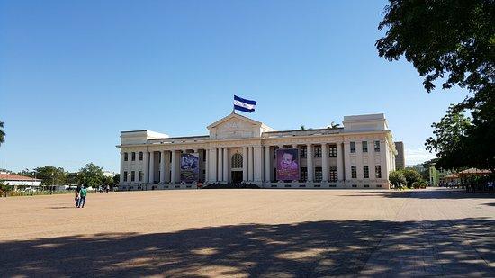 The National Palace of Culture...: Palacio Nacional de la Cultura en la Plaza de la Revolución
