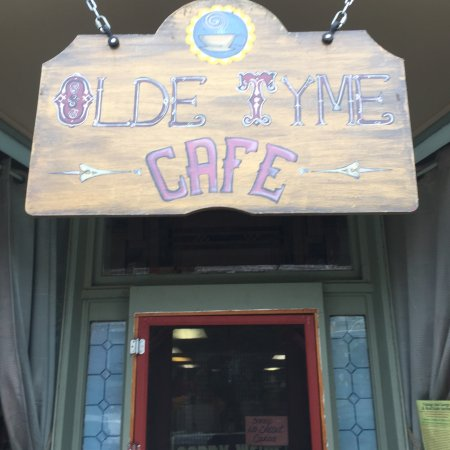 Cambridge Springs, PA: Olde Tyme Cafe
