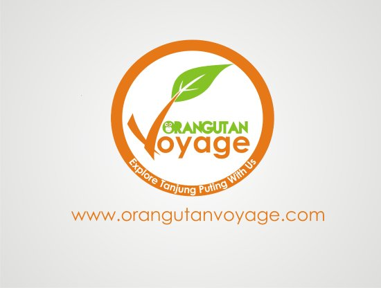 Central Kalimantan, Indonesia: OrangutanVoyage Logo