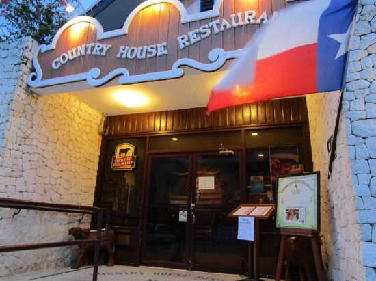 Country House Restaurant: Entrance