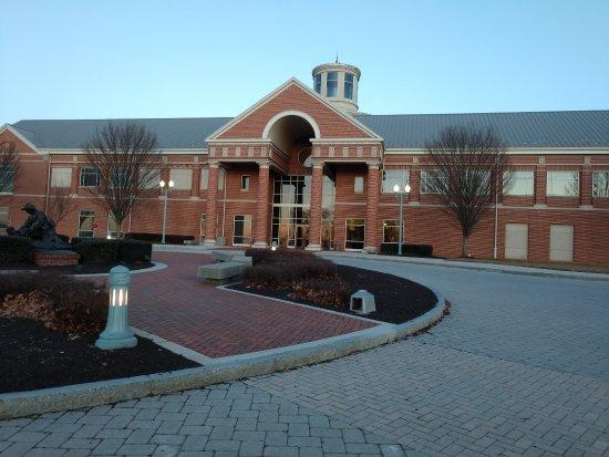 The National Civil War Museum, in Harrisburg's Reservoir Park.