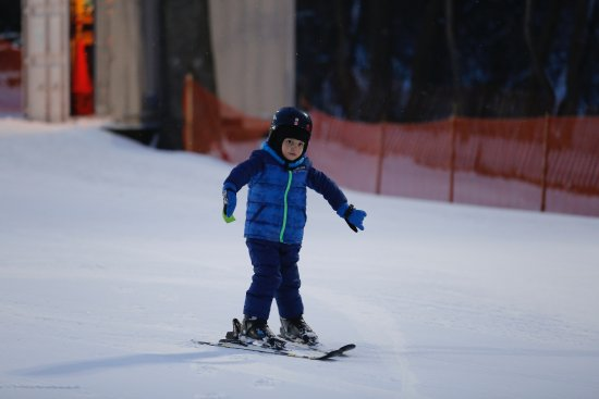Four Lakes Ski Area : para los pequeños