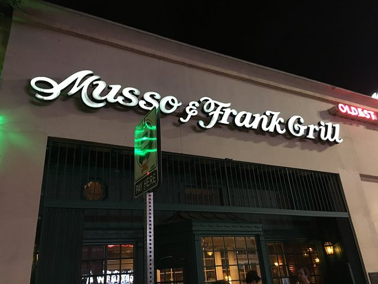 Musso & Frank Grill照片
