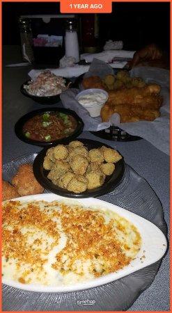 Strickland S Seafood Restaurant Shrimp Cerole