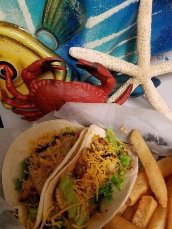 Strickland S Seafood Restaurant Tacos