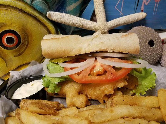Strickland S Seafood Restaurant Yet Another Poboy