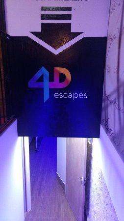 4DEscapes