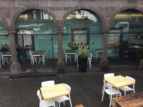 Café Do Museu: Vista geral do exterior