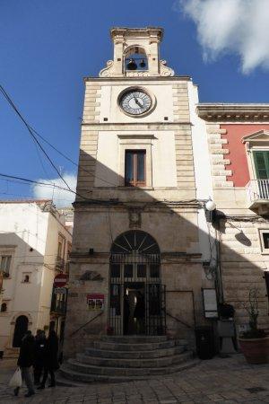 Putignano, Ιταλία: orologio